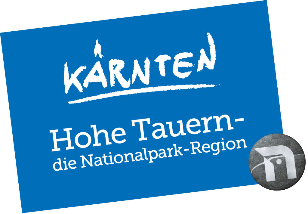 logo hohe tauern nationalparkregion